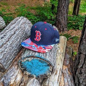 Dope New Era Boston Hat